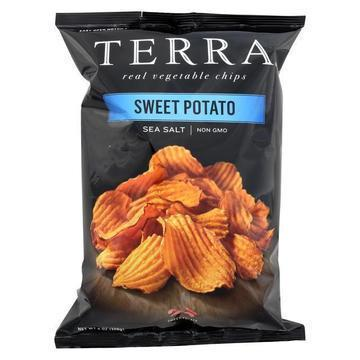 Terra Chips Crinkle Sweet Potato Chips (6oz)
