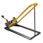 600 Lb. Mower Jack w/ Foot Pump Side Lift for Safety, Easy Assembly