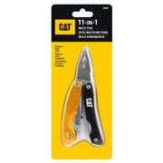 Cat 11-in-1 Multi Tool Stainless Steel Tools Aluminum Handles - 980027
