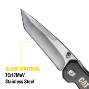 7 in. Tanto Folding Knife