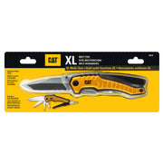 9-in-1 XL Multi-Tool with Full Size Knife Blade and Pliers