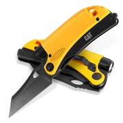 4-in-1 Multi-Function Tool with LED Light, Glass Break, and Whistle -980259