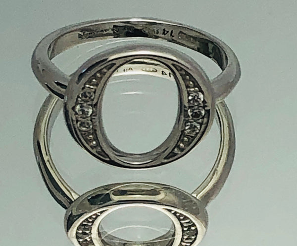 Nomination Sterling Silver  Italian Ring