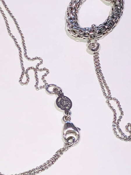 Nomination Sterling Silver  Italian Fashion Necklace