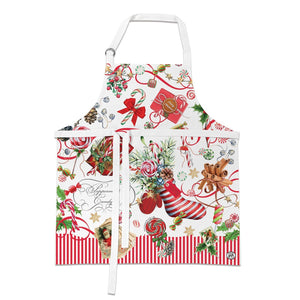 Peppermint Chef Apron