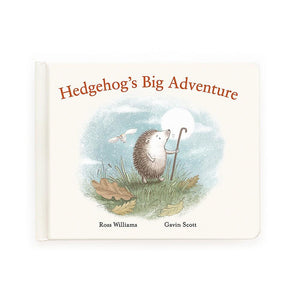 Book Hedgehog's Big Adventure