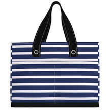 "Load image into Gallery viewer, Uptown Girl ""Nantucket Navy"""