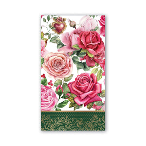Royal Rose Hostess Napkin