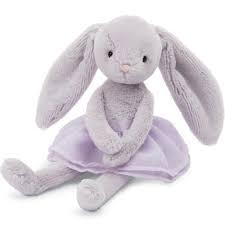 Arabesque Lilac Bunny