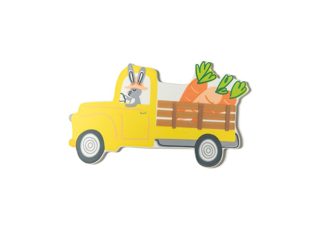 Happy Everything Attachment Easter Truck