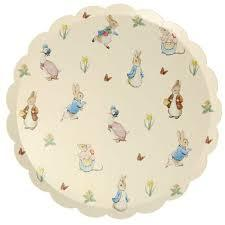 Peter Rabbit Small Plates