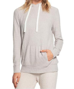 COZYCHIC LITE Women's Pullover Hoodie Silver