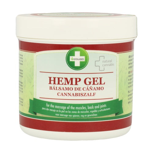 Annabis Hemp Gel - Massage