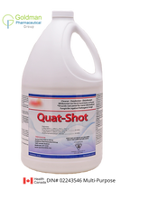 Load image into Gallery viewer, Quat-Shot Disinfectant - Gallon