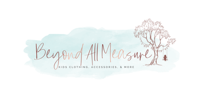 Beyond All Measure Store