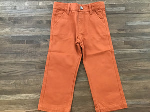 Orange Spice Pants