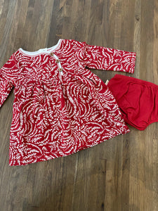 Swirly Twigs Diaper Cover Set
