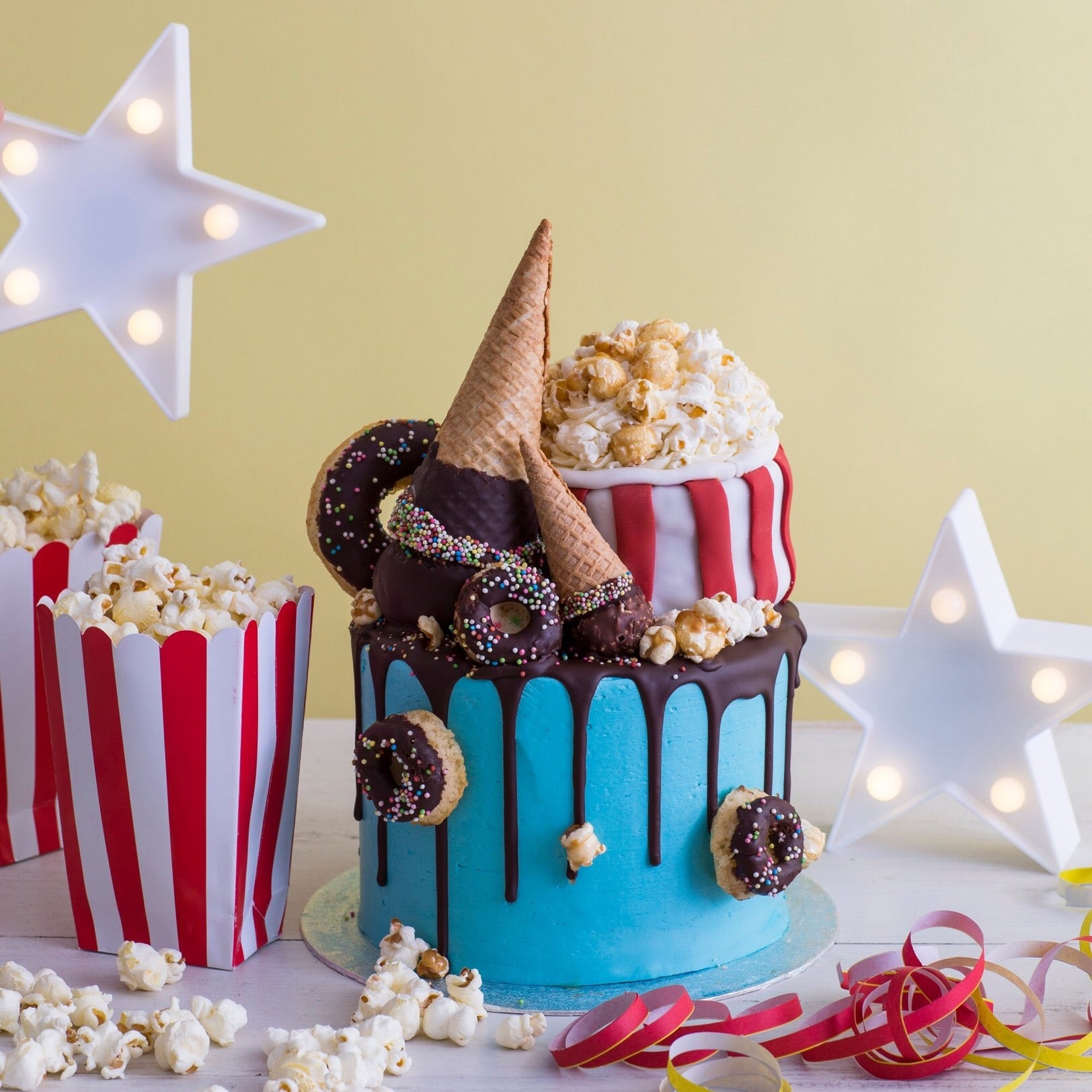 Fantastic The Best Birthday Cakes In London Anges De Sucre Personalised Birthday Cards Veneteletsinfo