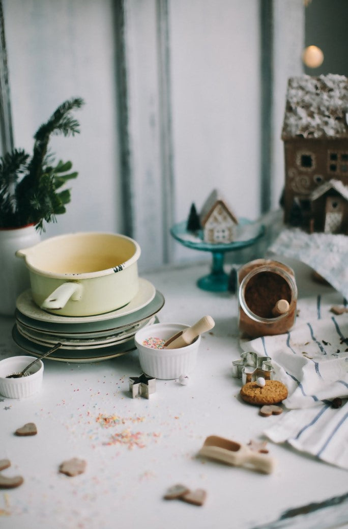 Bake Your Own Christmas Gifts Guide