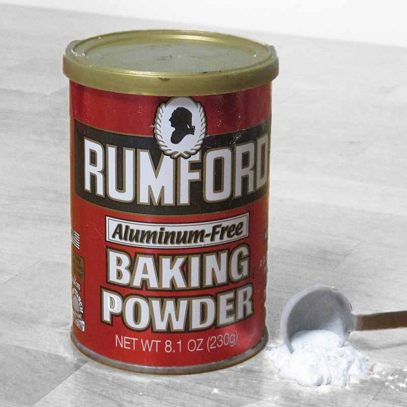 Baking Powder and Cakes