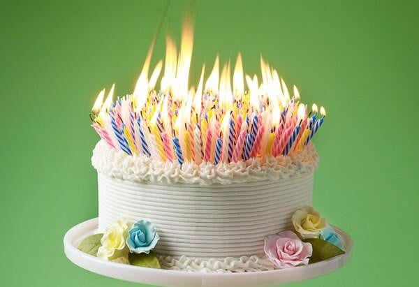 Why Do We Put Candles On A Birthday Cake