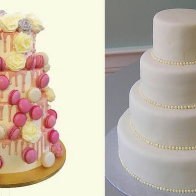 wedding cake how to decorate buttercream vs fondant wedding cakes anges de sucre 22852