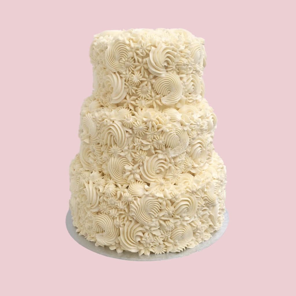 Wedding cake do's and don'ts