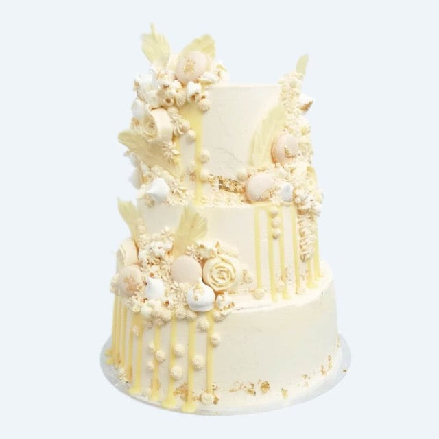 11 Tips For Choosing Your Wedding Cake - Anges de Sucre