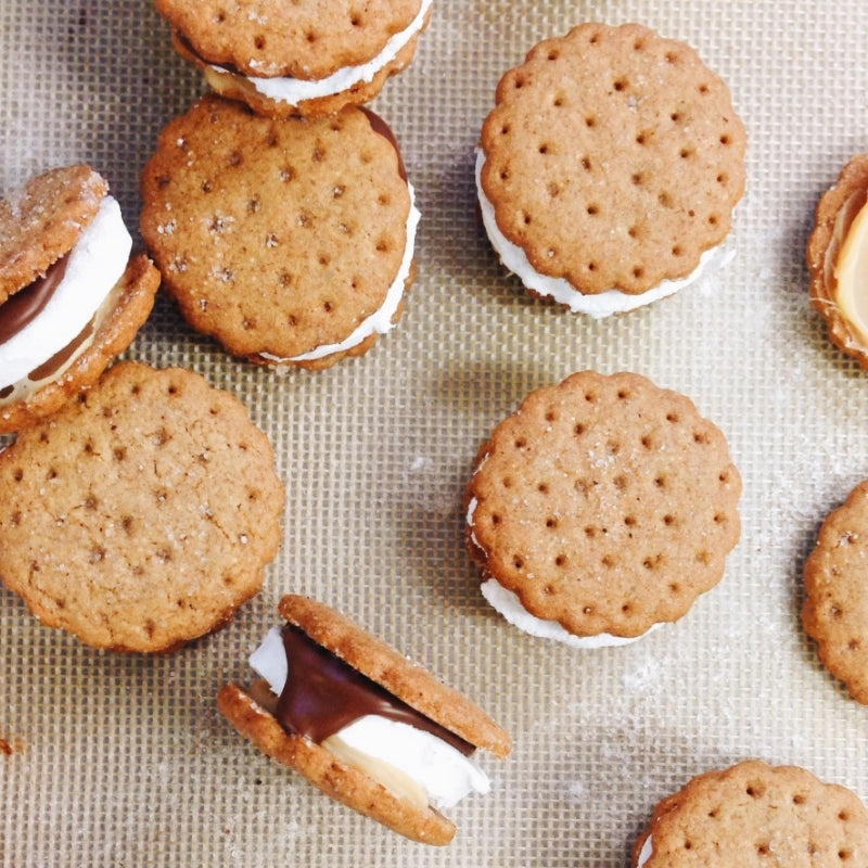 Recipe of PB S'mores