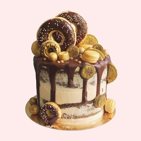 Astonishing The 10 Most Popular Chocolate Cakes For Birthdays Funny Birthday Cards Online Eattedamsfinfo