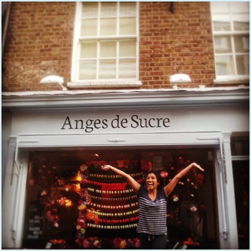 The Anges' Journey to Bricks & Mortar - Shop with No Name