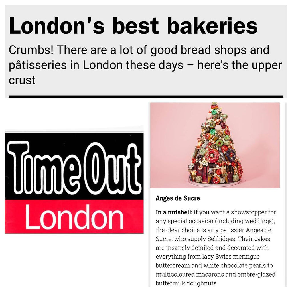 Time Out Best Bakery London