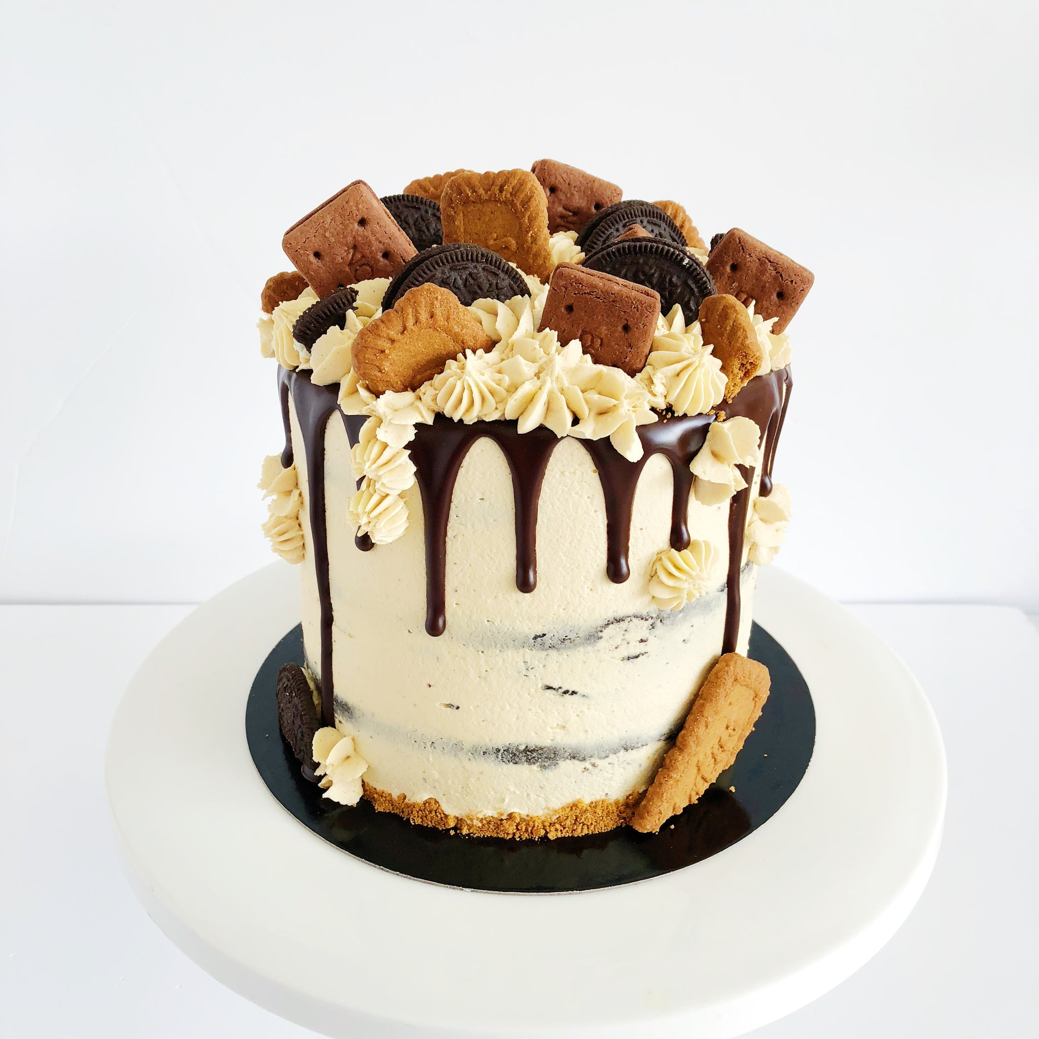 Best Vegan Cakes London - Peanut Butter