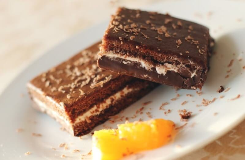 Chocolate Orange Brownies- Christmas Baking Ideas
