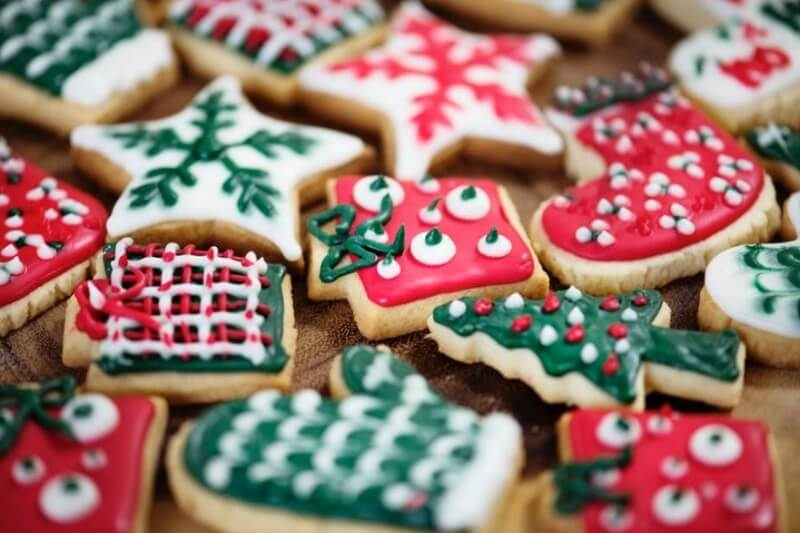 Christmas Biscuits- Christmas Baking Ideas