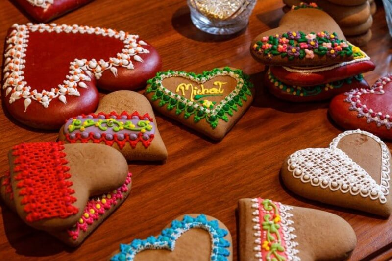 Christmas Tree Decorations - Christmas Baking Ideas