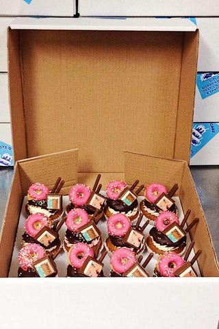 Corporate  Cupcakes for Diplo