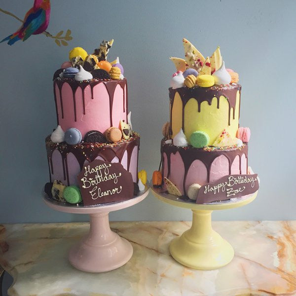 Delicious Bespoke Birthday Cakes delivered in London Anges de Sucre
