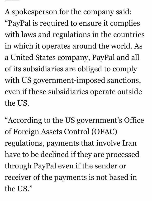 Iran Sanctions - The Guardian