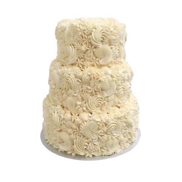 Ivory Wedding Cake | Top Wedding Cakes London