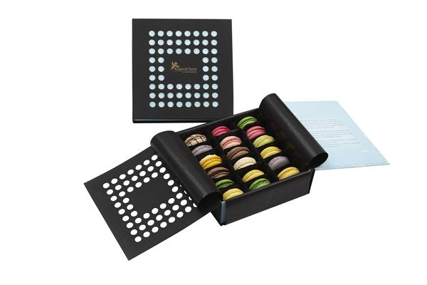 Luxury gifts with free delivery next day anges de sucre luxury gift box of macarons with free next day delivery negle Images
