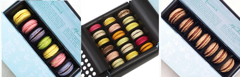 Macaroon product banner