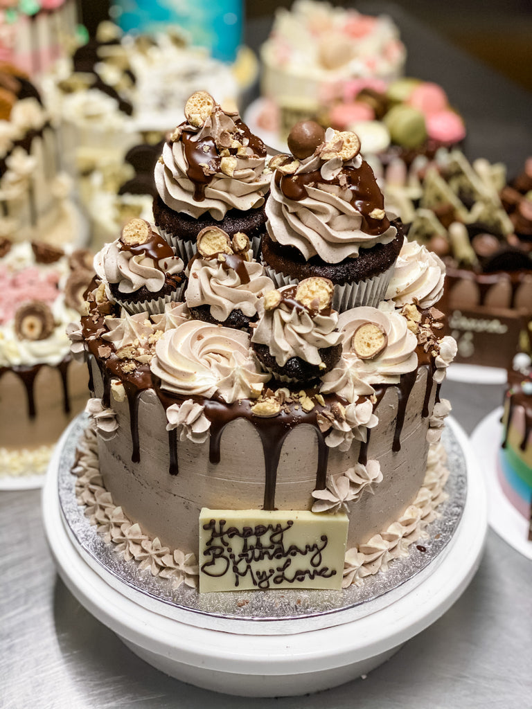 Malteser Birthday Cake Delivery London