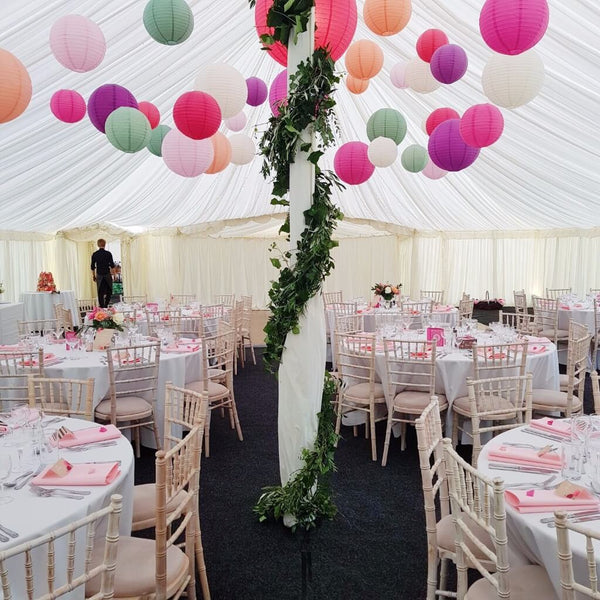 Marquee Wedding Norfolk