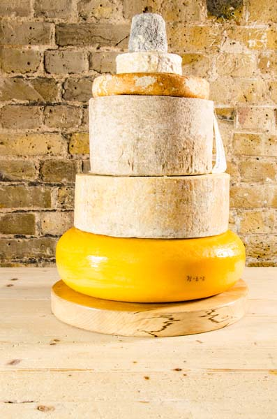 Cheese Wedding Stack - Neal's Yard