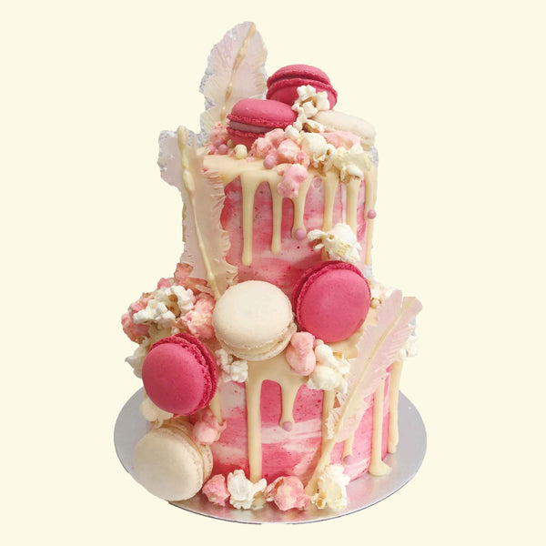 Girly Birthday Cakes