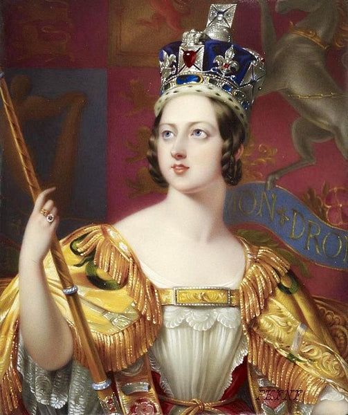 Mother's Day Historical Mothers - Queen Victoria