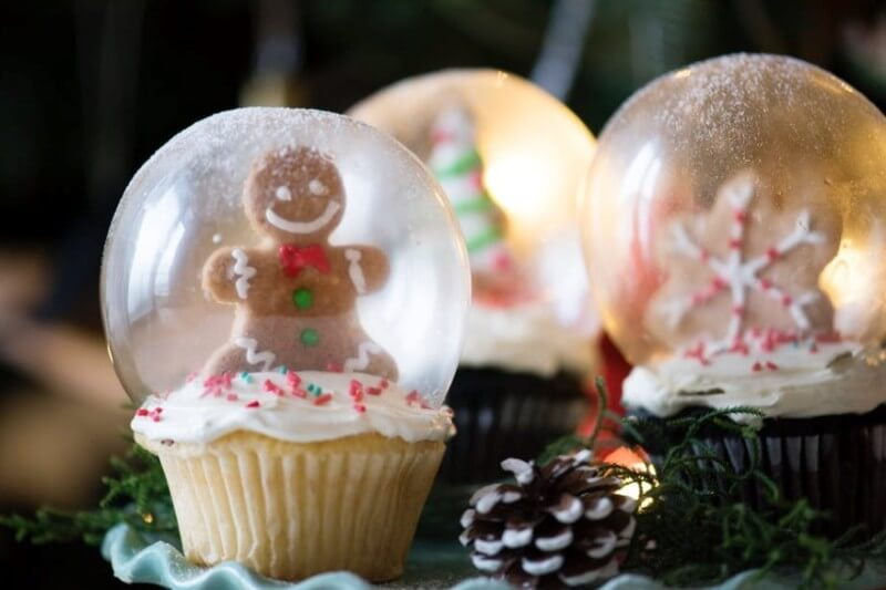 It S Not All About Cake Christmas Baking Ideas