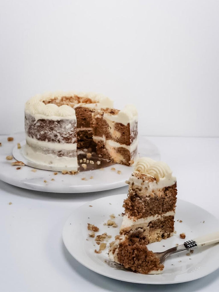 Sugar Free Keto Carrot Cake Recipe