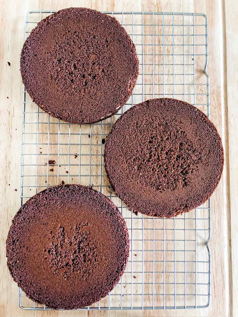 Keto Chocolate Cake Recipe - Dissolved Natural Sweeteners